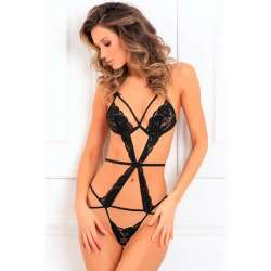 NIPPLE TASSELS BLACK