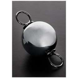 NIPPLE TASSELS ROUND RED