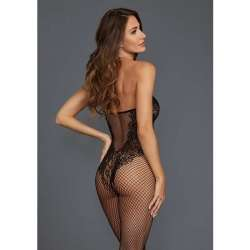 BACI LEOPARD CHEMISE AND G-STRING SET